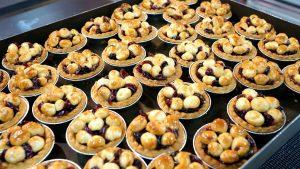 三峽美食 叻叻甜典 三峽大同牙醫患者推薦 夏威夷豆塔