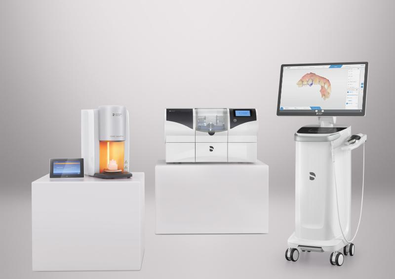 大同.Cerec-3D全瓷齒雕機